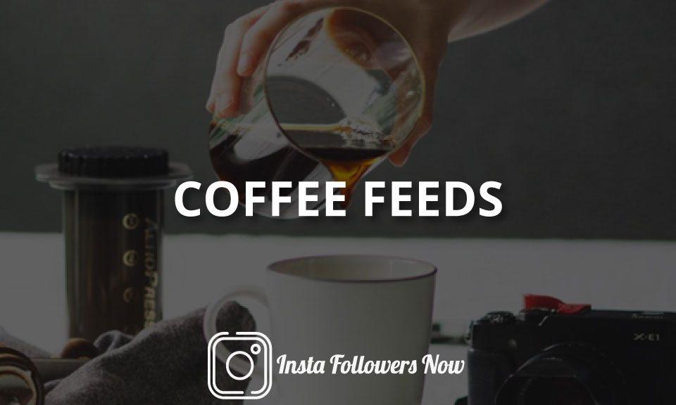 Coffee Feeds