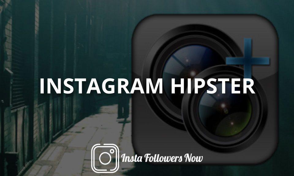 Instagram Hipster