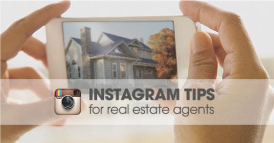 Instagram Tips For Real Estate Agents