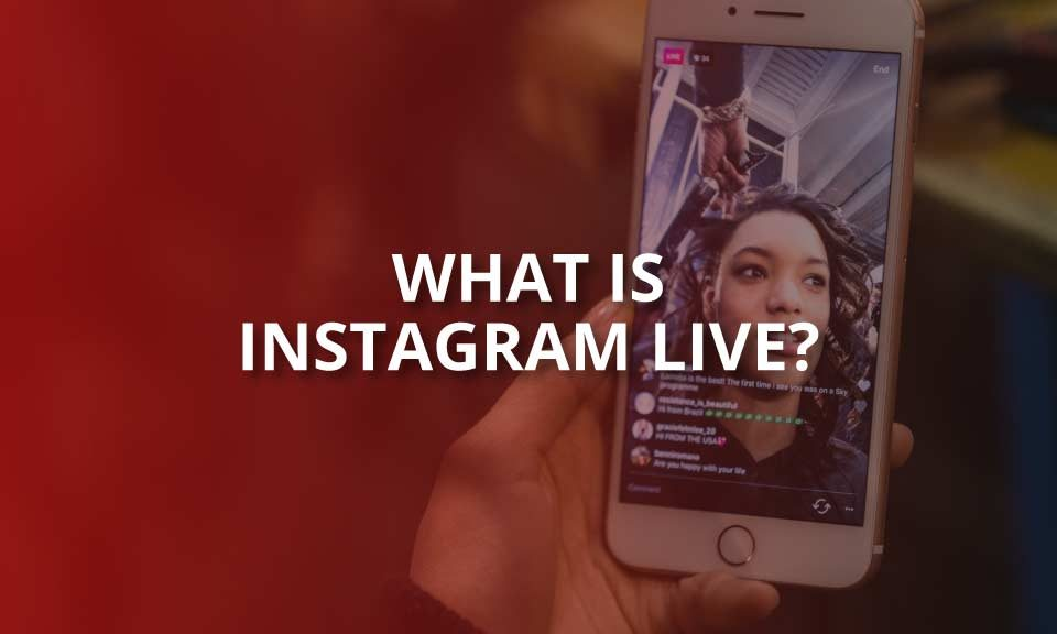what is instagram live